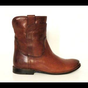 Frye women's paige short riding boots size 7